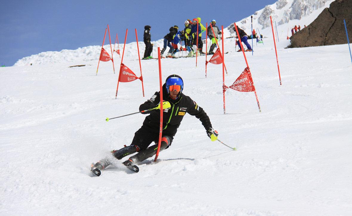 Как выбрать спортивные горные лыжи — Блог «Спорт-Марафон» e32a35dee62