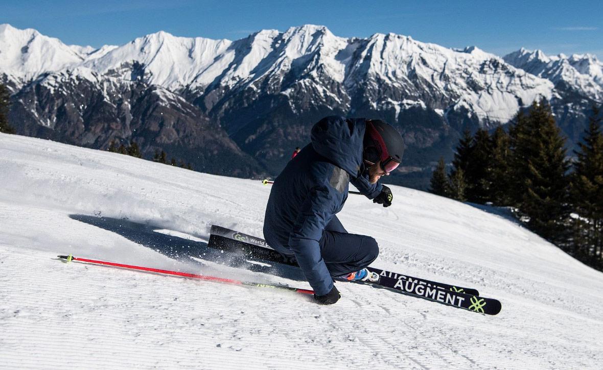 Горные лыжи Augment. Обзор моделей — Блог «Спорт-Марафон» 00d6c9c3610