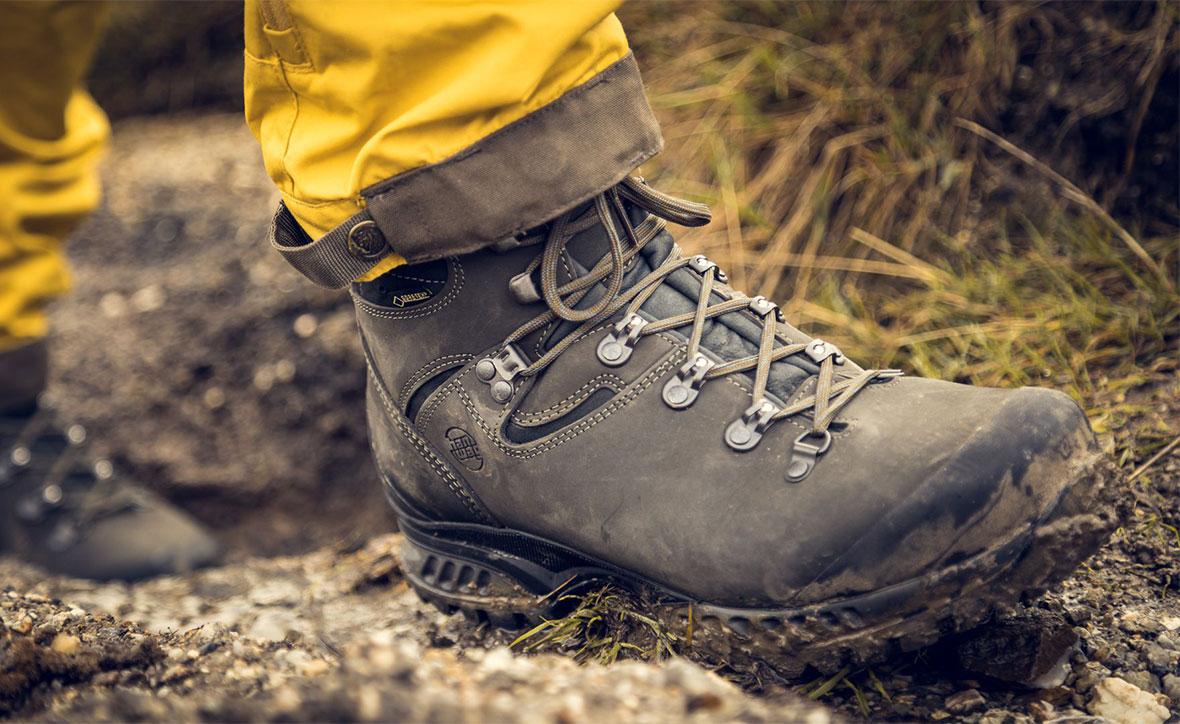 Как выбрать треккинговые ботинки? — Блог «Спорт-Марафон»
