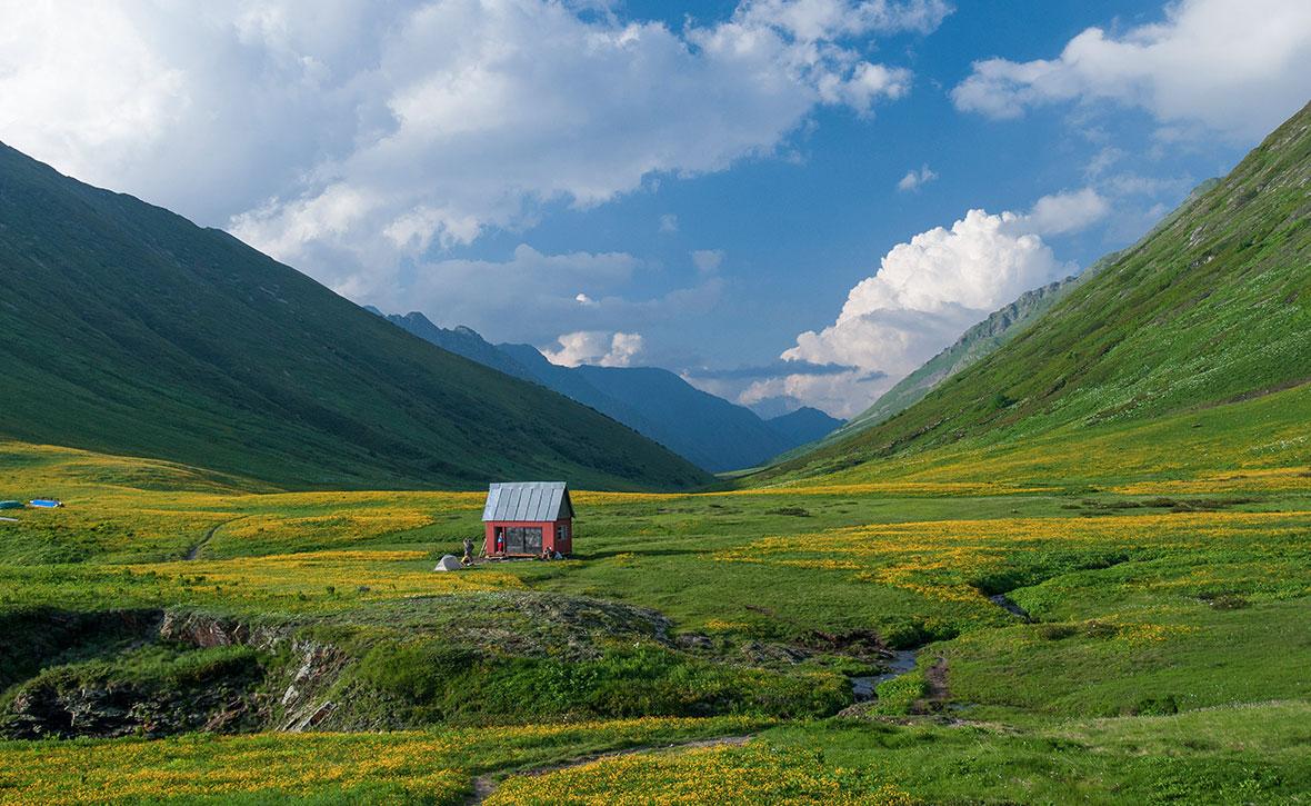 10 лучших маршрутов для походов в окрестностях Сочи и Красной ...