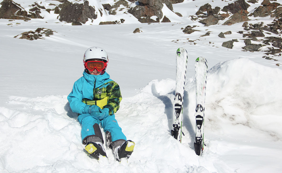 Как выбрать детские горные лыжи — Блог «Спорт-Марафон» 5694f3e5562