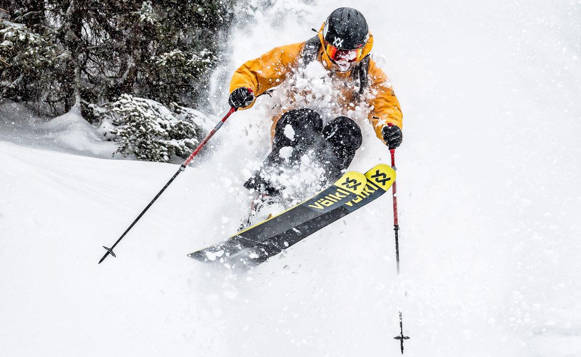 Горные лыжи Volkl. Обзор моделей — Блог «Спорт-Марафон» cf3448a0542