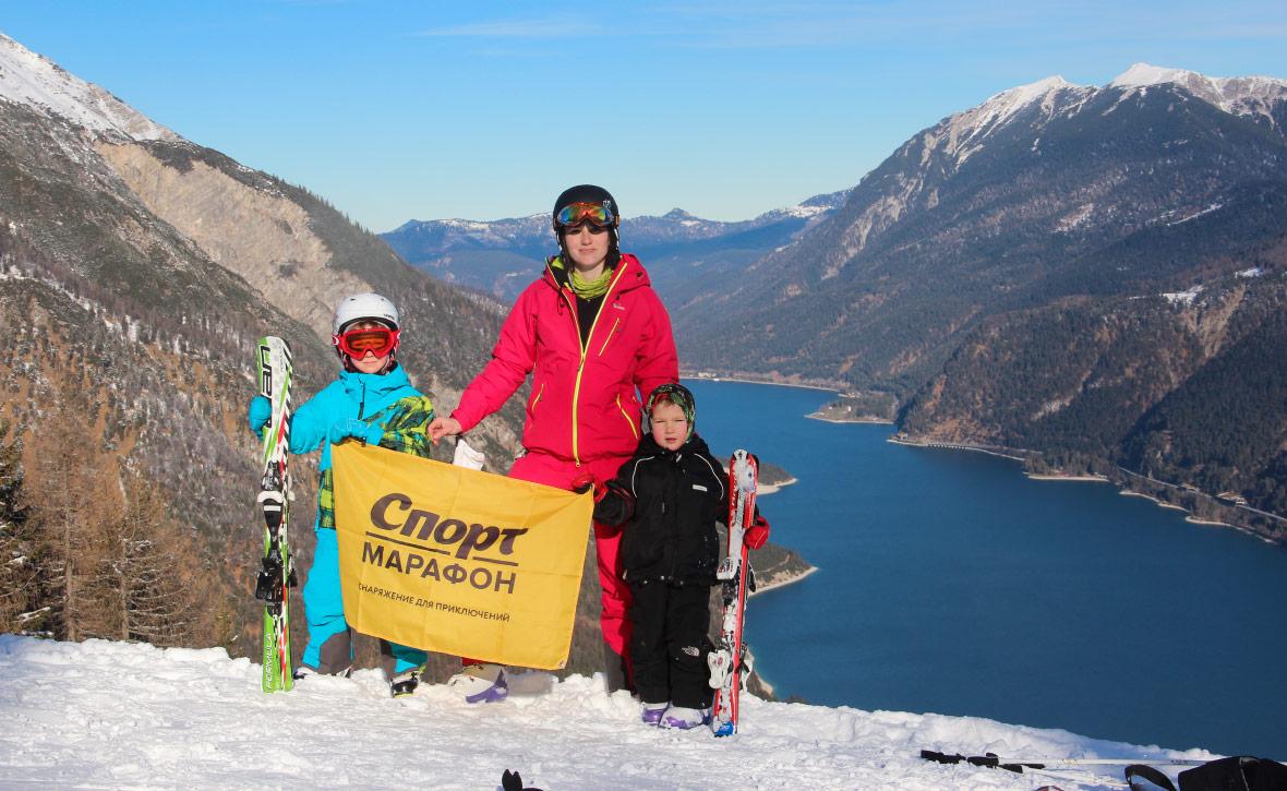 Как выбрать горнолыжный курорт для отдыха с детьми — Блог «Спорт-Марафон» c8c7b991733