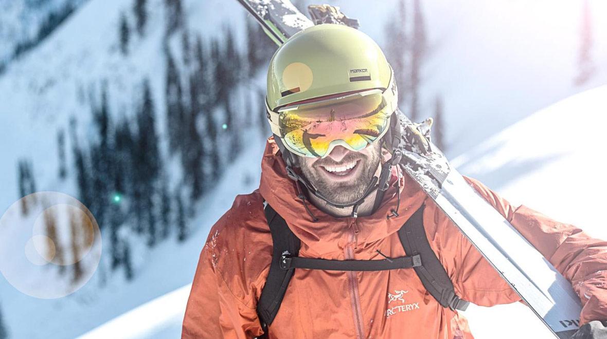 Что делать, чтобы горнолыжная маска не запотевала  — Блог «Спорт-Марафон» bc0f6c381b9