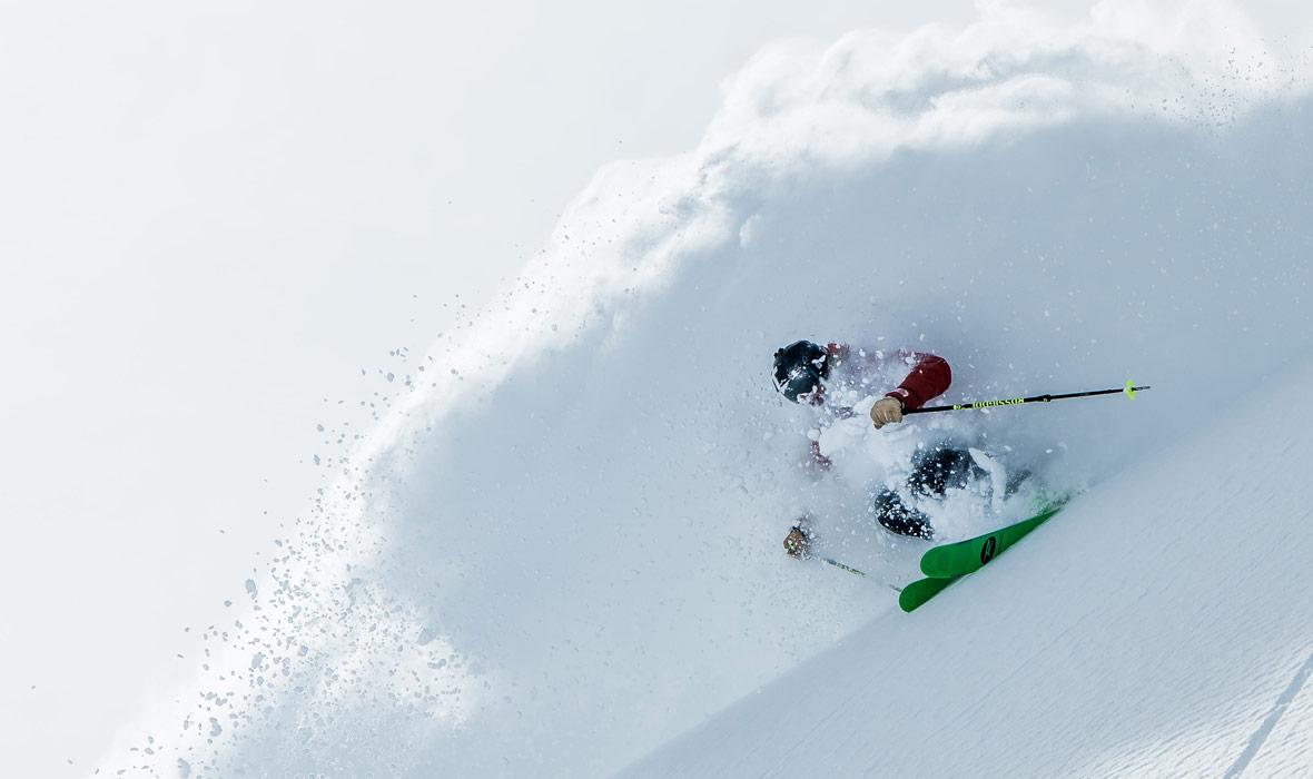 Что такое рокер в горных лыжах  — Блог «Спорт-Марафон» 82ac3cca7a7