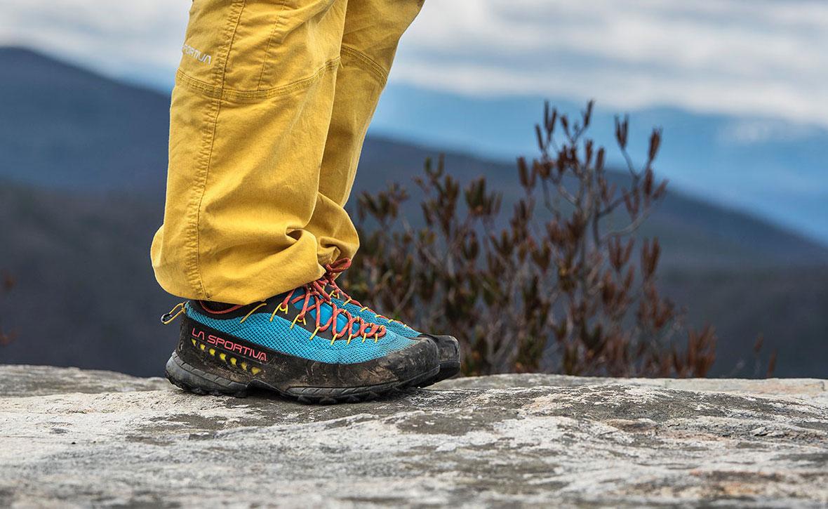 bc5335d9 Кроссовки в горах — мнение альпиниста — Блог «Спорт-Марафон»