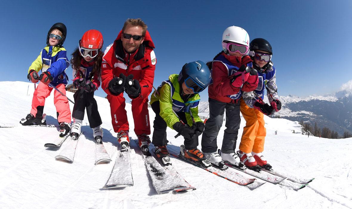 Горнолыжные курорты Франции для отдыха с детьми — Блог «Спорт-Марафон» a6e63070565