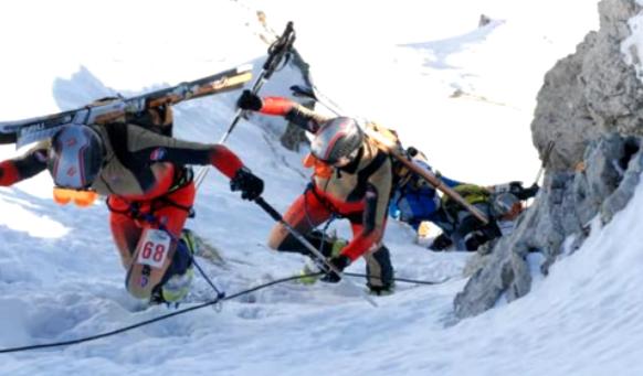 ски-тур, ски-альпинизм