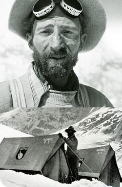 Восхождение Германа Буля на Нанга Парбат. 1953-й год