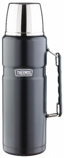 Термос Thermos Stainless King™ Beverage Bottle 2.0 Matte Black
