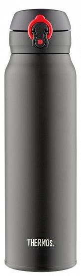 Термос Thermos Direct Drink 750 Matte Black - Фото 1 большая