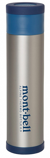 Термос MontBell Alpine Thermo Bottle 900 Stainless - Фото 1 большая