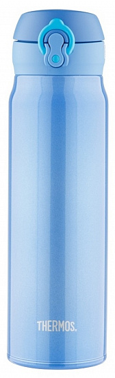 Термос Thermos Direct Drink 600 Metallic Blue - Фото 1 большая