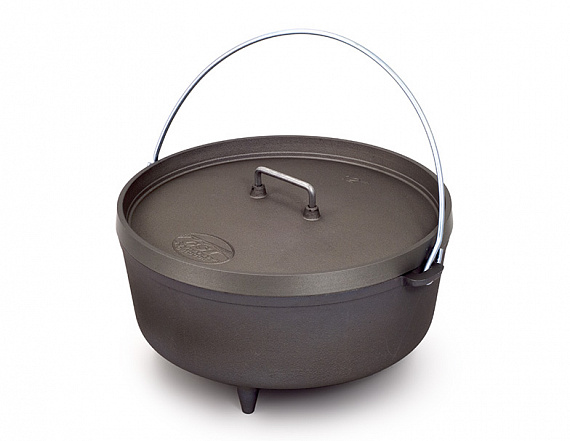 "Котёл GSI 12"" Hard Anodized Dutch Oven - Фото 1 большая"