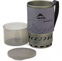 Кастрюля MSR Windburner 1.0 Grey