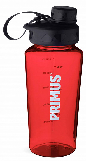 Бутылка Primus TrailBottle Tritan 600 Red - Фото 1 большая