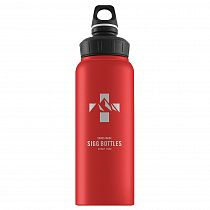 Бутылка SIGG WMB Mountain 1.0 Red Touch