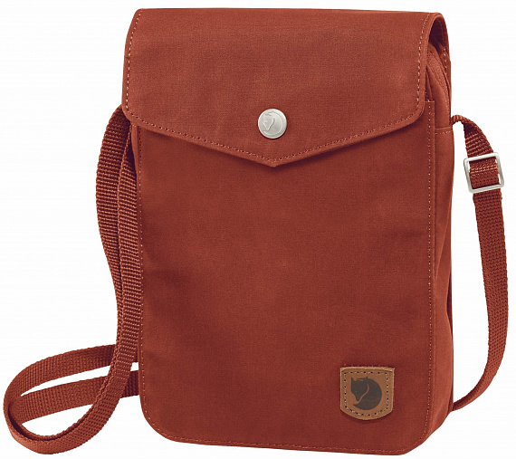 Сумка Fjallraven Greenland Pocket Cabin Red - Фото 1 большая