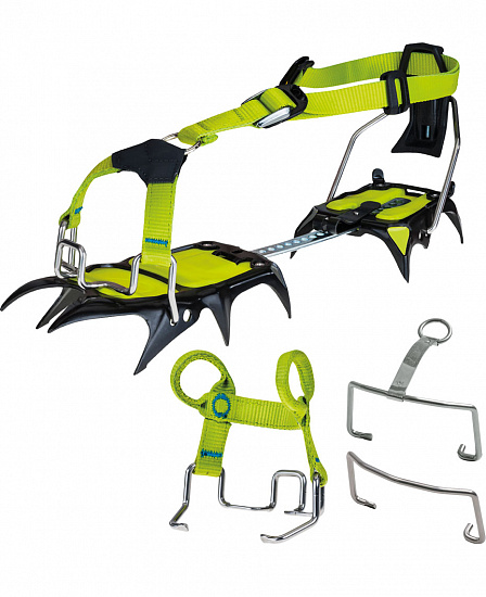 Кошки Edelrid Shark Night/Oasis - Фото 1 большая