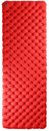 Коврик надувной Sea to Summit Comfort Plus XT Insulated Rectangular Regular Wide Red - Фото 1 большая