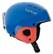 Горнолыжный шлем Bolle Quickster Shiny Race Blue