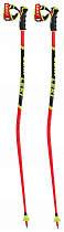 Горнолыжные палки Leki WCR GS 3D Fluorescent Red/Black/Neonyellow