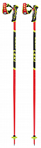 Горнолыжные палки Leki WCR SL 3D Fluorescent Red/Black/Neonyellow