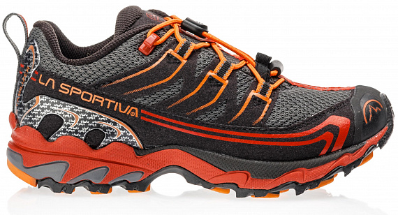 Ботинки детские La Sportiva Falkon Low Carbon/Flame