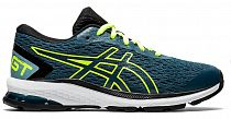 Кроссовки детские ASICS GT-1000 9 GS Magnetic Blue/Safety Yellow