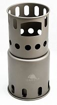 Печь щепочница Toaks Titanium Backpacking Wood Burning Stove (small)