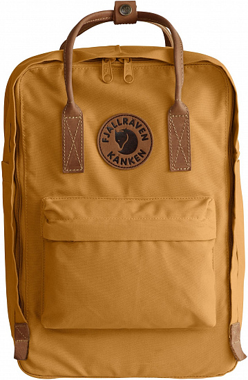 "Рюкзак Fjallraven Kanken No. 2 Laptop 15"" Acorn - Фото 1 большая"
