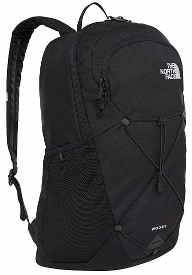 Рюкзак The North Face Rodey Black - Фото 1 большая