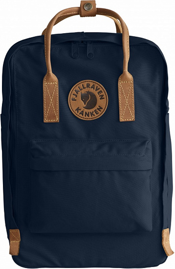 "Рюкзак Fjallraven Kanken No. 2 Laptop 15"" Navy - Фото 1 большая"