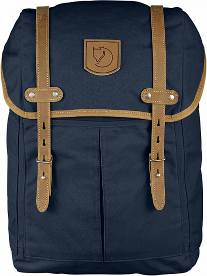 Рюкзак Fjallraven Rucksack No.21 Medium Navy - Фото 1 большая