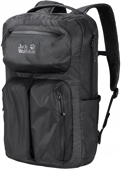 Рюкзак Jack Wolfskin Triaz 18 Black - Фото 1 большая