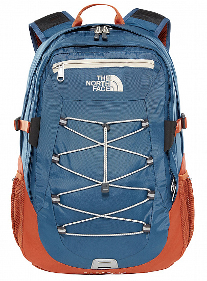 Рюкзак The North Face Borealis Classic Shady Blue/Gingerbread Brown