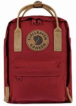 Рюкзак Fjallraven Kanken No. 2 Mini Deep Red