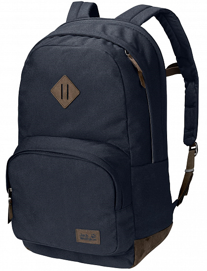 Рюкзак Jack Wolfskin Kings Cross Night Blue - Фото 1 большая
