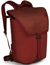 Рюкзак Osprey Transporter Flap Ruffian Red
