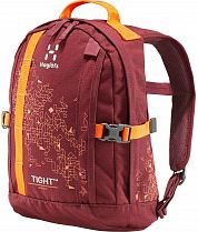 Рюкзак детский Haglofs Tight Junior 8 Aubergine/Cayenne