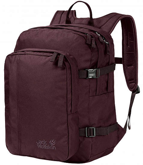 Рюкзак детский Jack Wolfskin Berkeley S Port Wine - Фото 1 большая