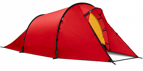 Палатка Hilleberg Nallo 4 Red - Фото 1 большая