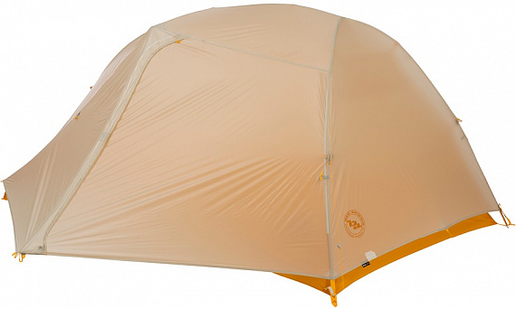 Палатка Big Agnes Tiger Wall UL2 Light Gray/Gold - Фото 1 большая