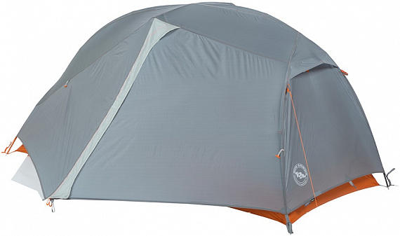Палатка Big Agnes Copper Spur HV UL1 Bikepack Gray/Orange