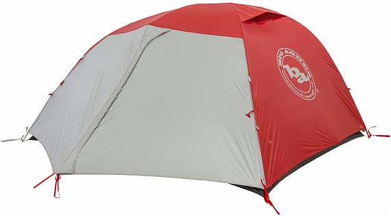 Палатка Big Agnes Copper Spur HV 2 Expedition Red - Фото 1 большая