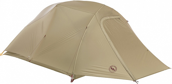 Палатка Big Agnes Fly Creek HV UL 3 Olive Green - Фото 1 большая