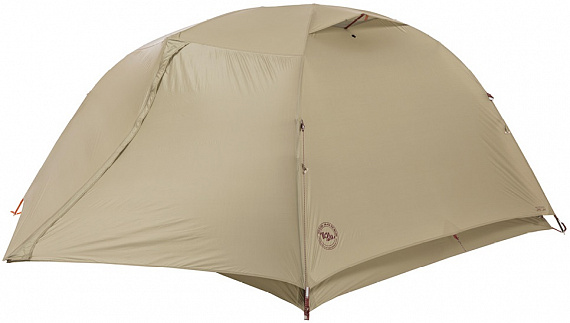 Палатка Big Agnes Copper Spur HV UL 3 Olive Green - Фото 1 большая