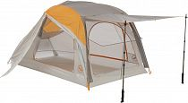 Палатка Big Agnes Salt Creek SL2 Gray/Lt Gray/Orange