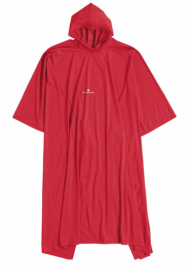 Пончо детское Ferrino Poncho Junior Red