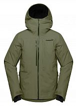 Куртка мужская Norrona Lofoten Gore-Tex Insulated Olive Night
